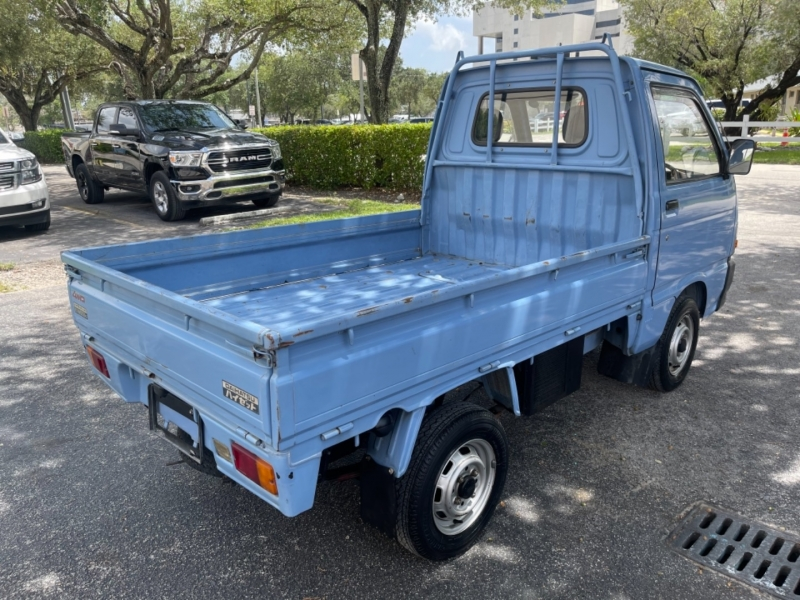 Daihatsu Hijet 4WD Super Deluxe Mini Truck 1993 price $7,299