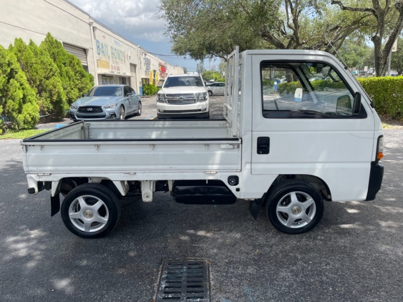 Honda ACTY 4WD SDX Mini Truck 1994 price $7,399