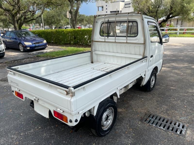 Suzuki Carry Mini Truck 1993 price $6,999