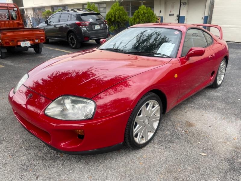 Toyota Supra SZ-R 1996 price $44,499