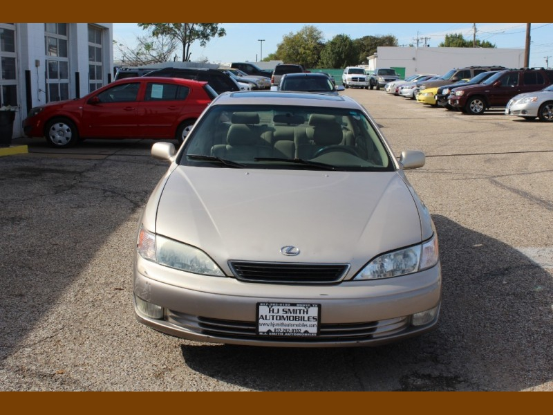Lexus ES 300 Luxury Sport Sdn 1998 price $5,995