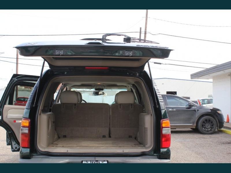 Chevrolet Tahoe 2001 price $6,995