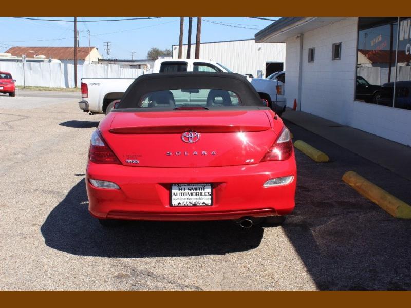 Toyota Camry Solara 2007 price $6,995