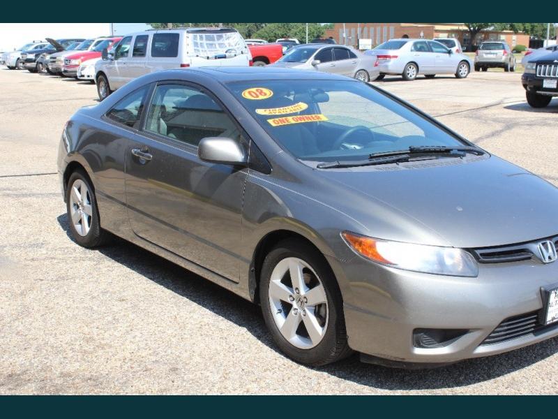 Honda Civic Coupe 2008 price $6,995