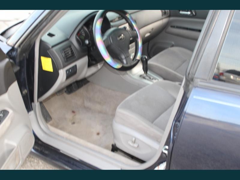 Subaru Forester 2006 price $6,995