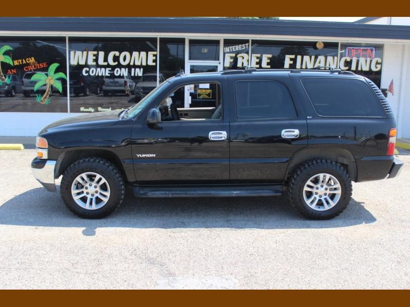 GMC Yukon 2003 price $0