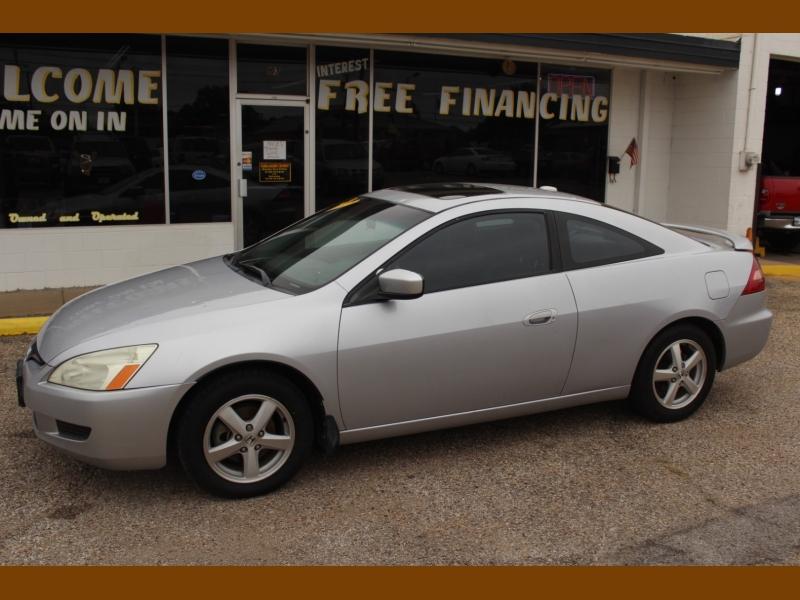 Honda Accord Cpe 2005 price $6,995