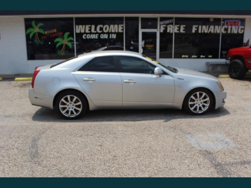 Cadillac CTS 2008 price $10,995