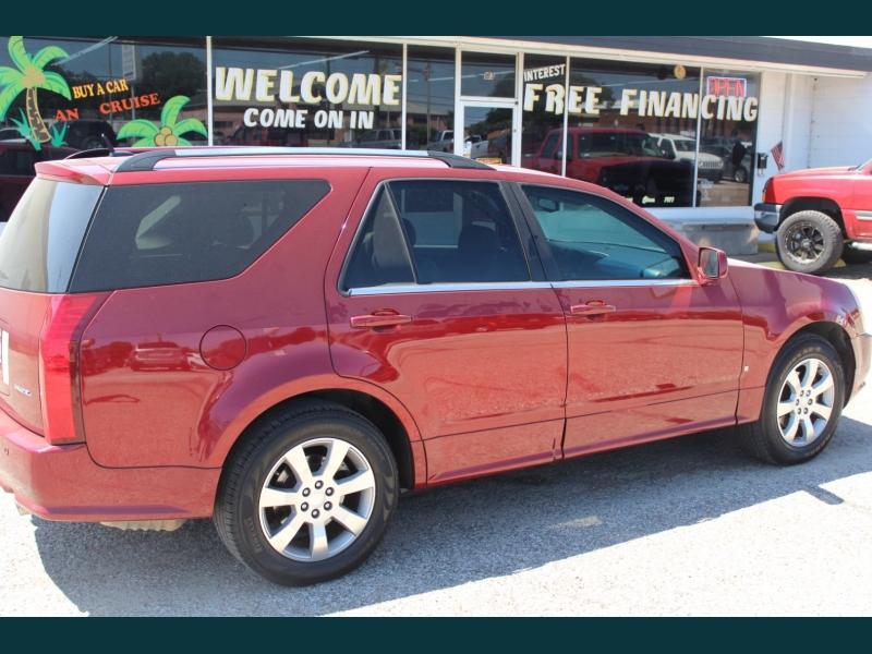 Cadillac SRX 2006 price $9,995
