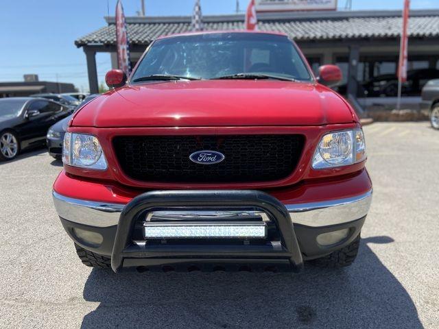 Ford F150 Regular Cab 2002 price $8,995