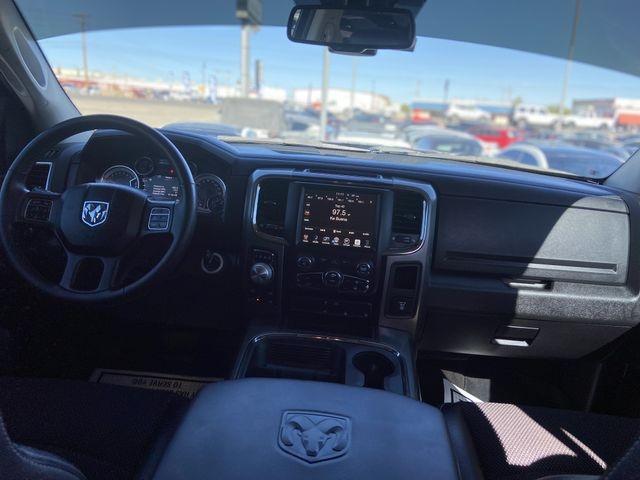 Ram 1500 Crew Cab 2016 price $35,995