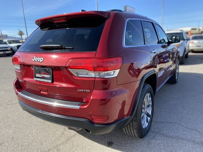 Jeep Grand Cherokee 2015 price $21,495