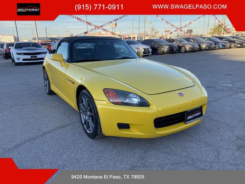 Honda S2000 2001 price $9,995