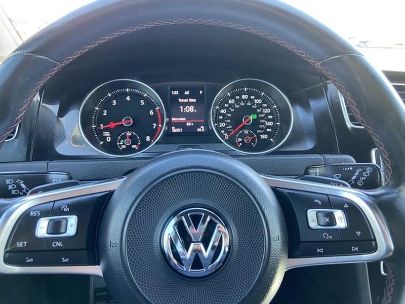 Volkswagen Golf GTI 2017 price $21,495