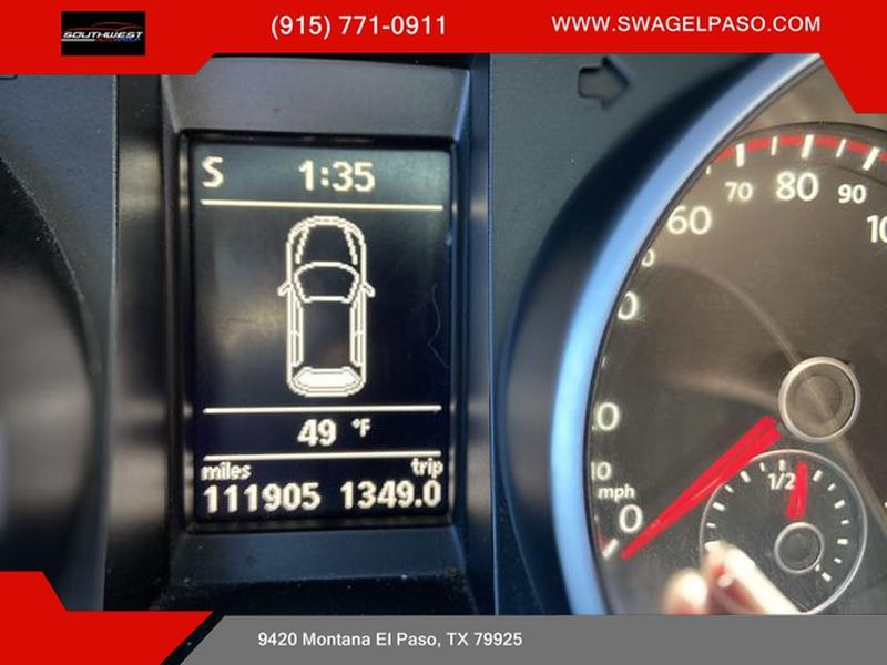Volkswagen GTI 2012 price $10,495
