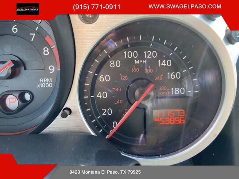 Nissan 370Z 2010 price $12,495
