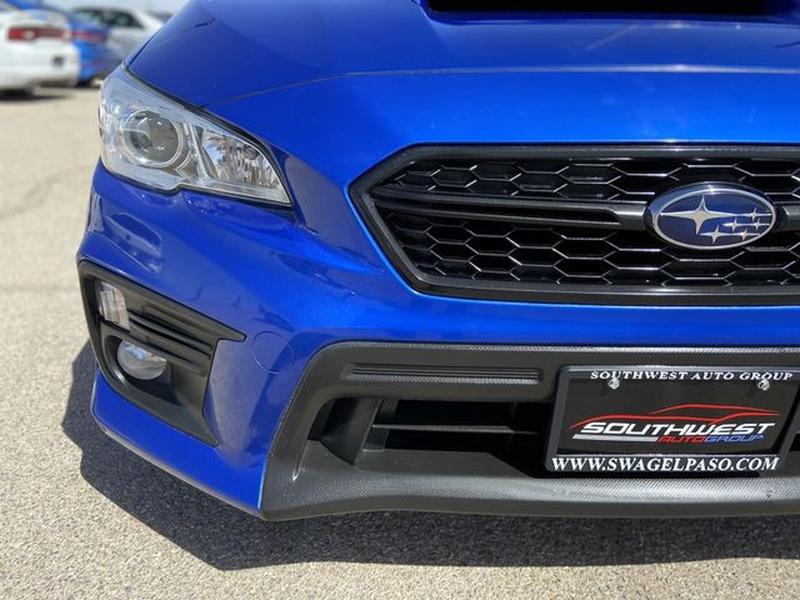 Subaru WRX 2018 price $23,495