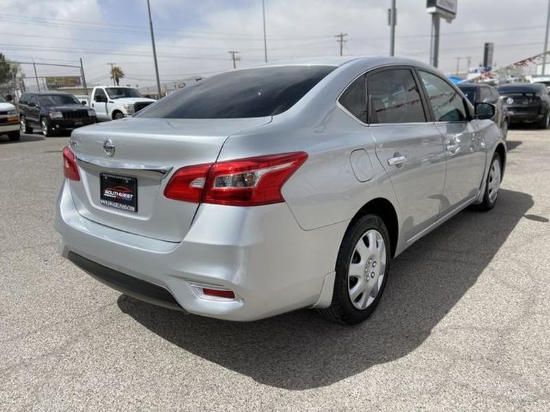 Nissan Sentra 2017 price $10,495