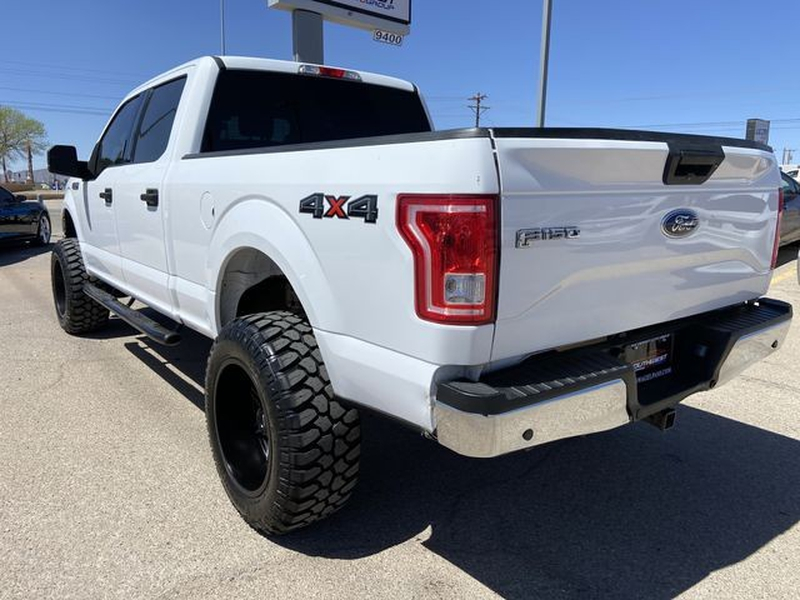 Ford F150 SuperCrew Cab 2017 price $34,995