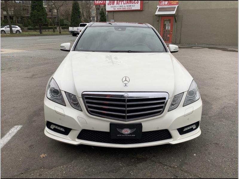 Mercedes-Benz E-Class 2011 price $13,500
