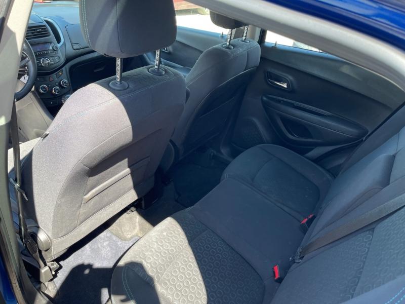 Chevrolet Trax 2014 price $5,900