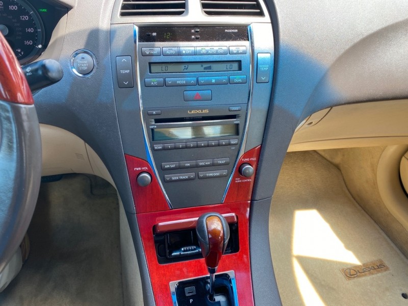 LEXUS ES 2007 price $10,000