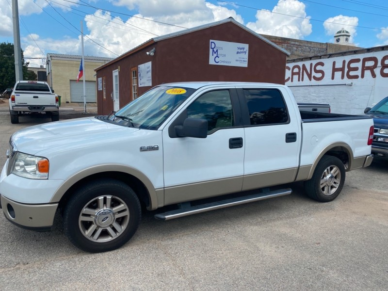 FORD F150 2008 price $13,000