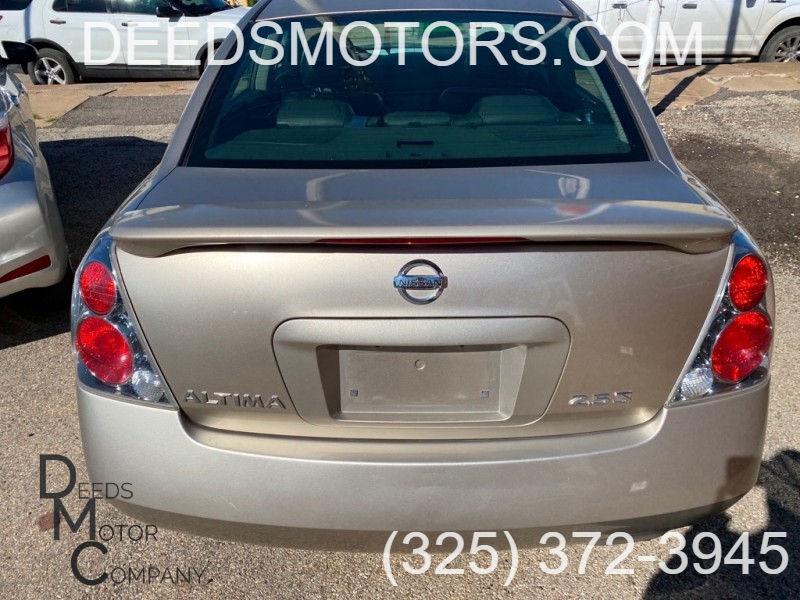 NISSAN ALTIMA 2005 price $3,900
