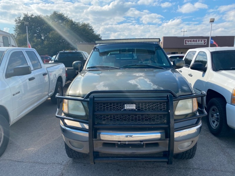 FORD F150 2002 price $7,500