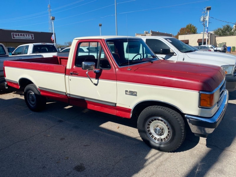 FORD F150 1989 price $4,900