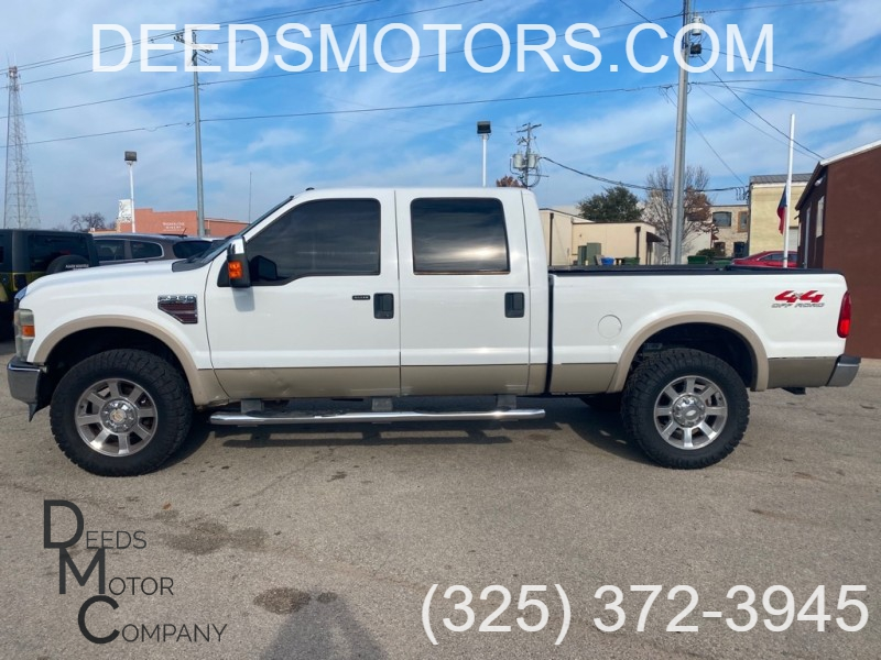 FORD F250 2008 price $17,500