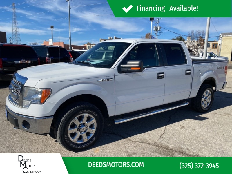 FORD F150 2013 price $17,940