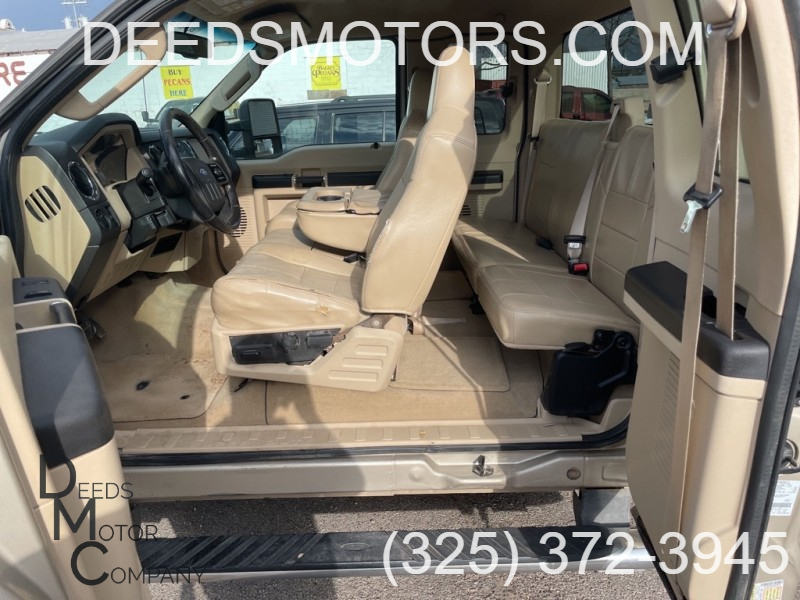 FORD F250 2010 price $12,675