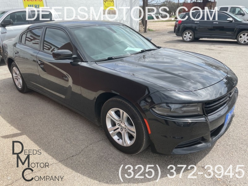 DODGE CHARGER 2019 price $27,400