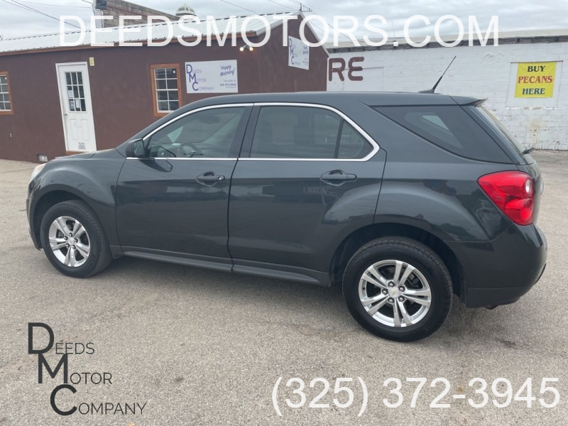 CHEVROLET EQUINOX 2012 price $9,995