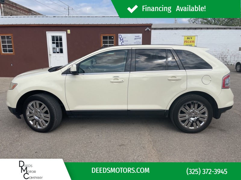 FORD EDGE 2008 price $8,495