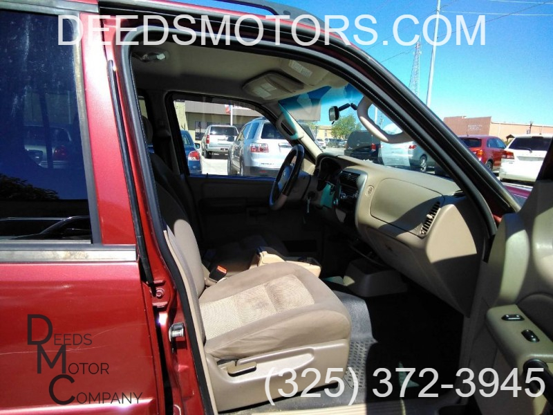 FORD EXPLORER SPORT 2005 price Call for Pricing.