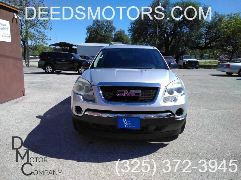 GMC ACADIA 2010 price Call for Pricing.