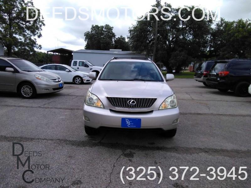 LEXUS RX 2004 price $9,900