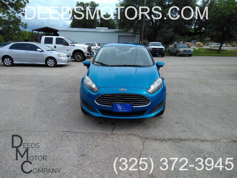 FORD FIESTA 2014 price $11,000