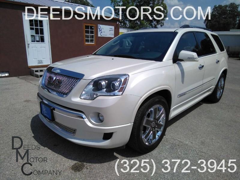 GMC ACADIA 2012 price $14,250