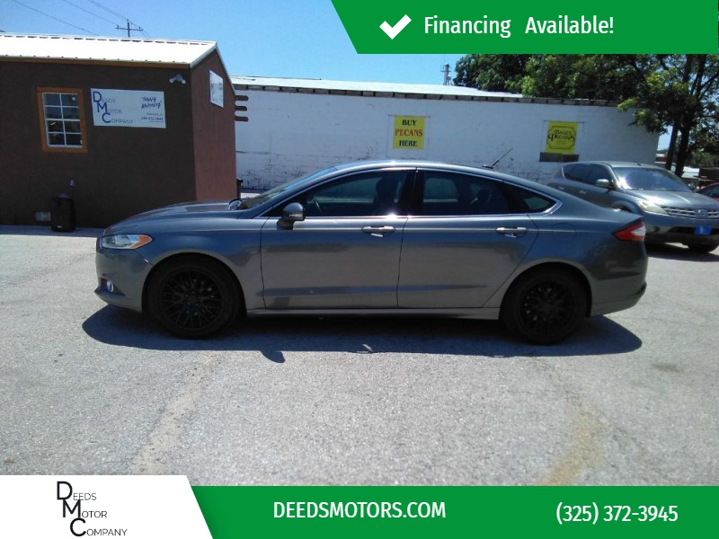 FORD FUSION 2014 price $13,700