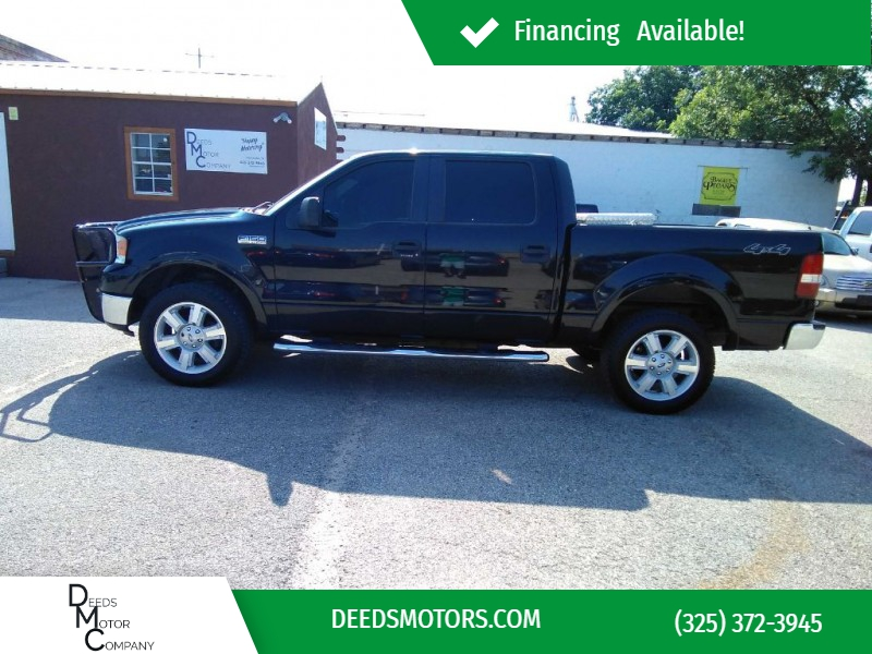 FORD F150 2007 price $9,995