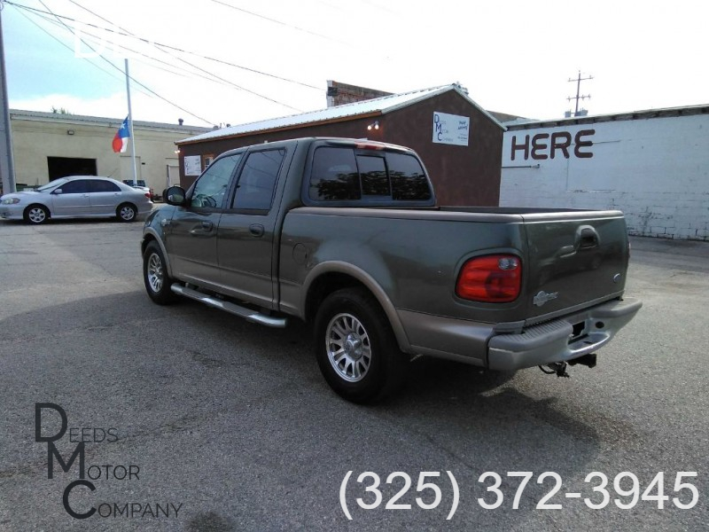FORD F150 2003 price $8,700