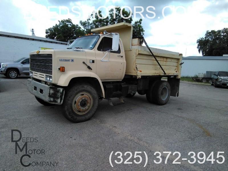 Chevrolet C6500 1988 price $12,500