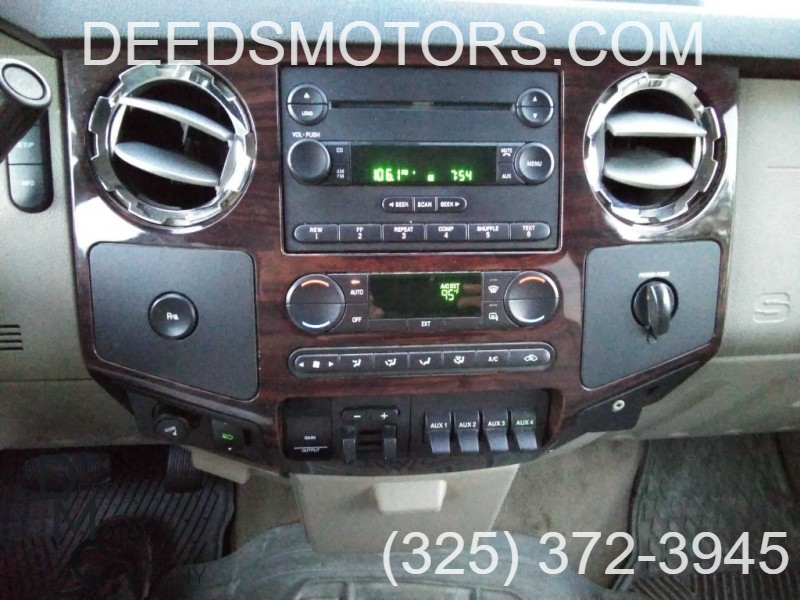 FORD F350 2008 price $14,850