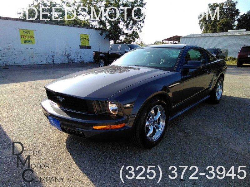 Ford MUSTANG 2007 price $8,900