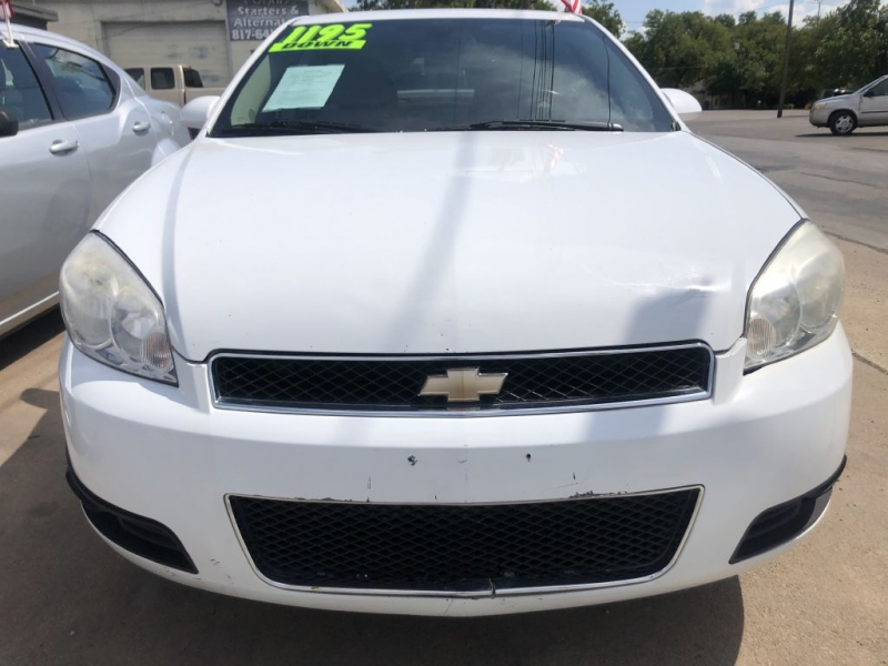 CHEVROLET IMPALA LIMITED 2014 price $11,495