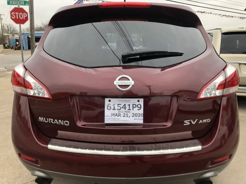 NISSAN MURANO 2011 price $11,995
