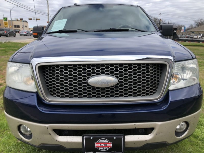 FORD F150 2007 price $11,995